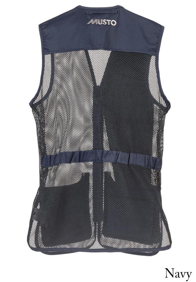 musto competition skeet vest left handed