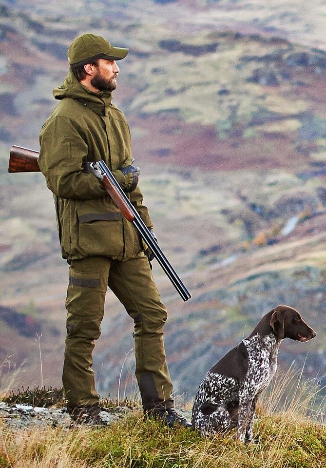 15ecbd5b2d641 Härkila Men's Pro Hunter X Jacket